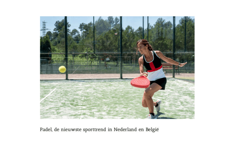 Project: Padel Academy Eventserve – Sport
