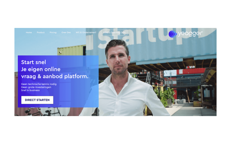 Project: Yeagger – Startup